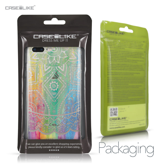 Apple iPhone 8 Plus case Indian Line Art 2064 Retail Packaging | CASEiLIKE.com