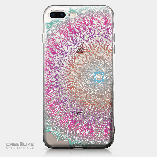 Apple iPhone 8 Plus case Mandala Art 2090 | CASEiLIKE.com