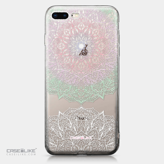 Apple iPhone 8 Plus case Mandala Art 2092 | CASEiLIKE.com