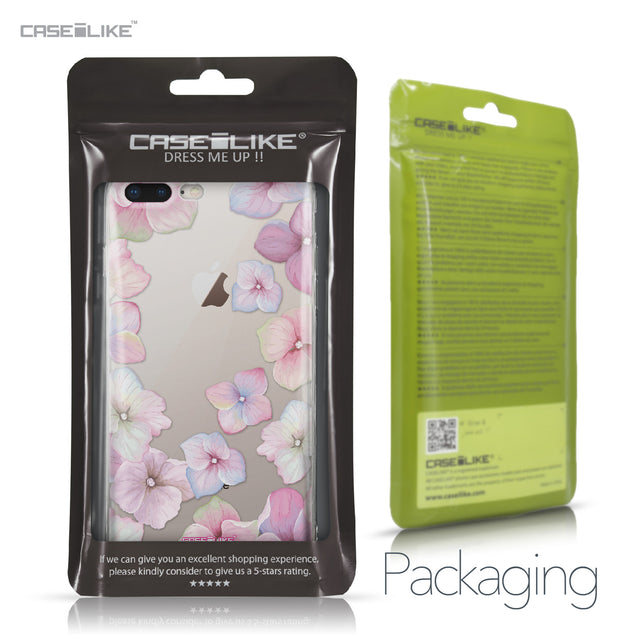 Apple iPhone 8 Plus case Hydrangea 2257 Retail Packaging | CASEiLIKE.com