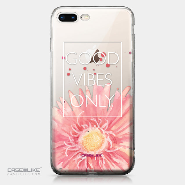 Apple iPhone 8 Plus case Gerbera 2258 | CASEiLIKE.com