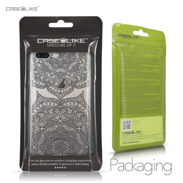 Apple iPhone 8 Plus case Mandala Art 2304 Retail Packaging | CASEiLIKE.com
