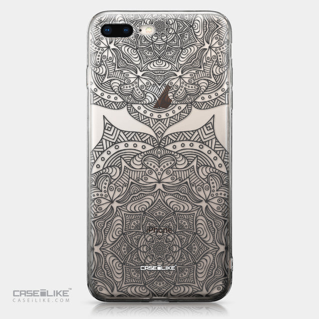 Apple iPhone 8 Plus case Mandala Art 2304 | CASEiLIKE.com