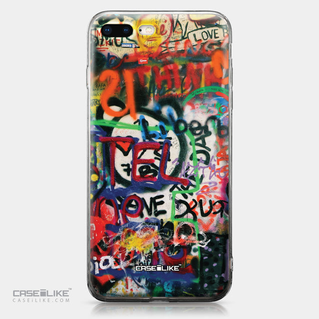 Apple iPhone 8 Plus case Graffiti 2721 | CASEiLIKE.com