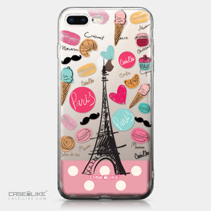 Apple iPhone 8 Plus case Paris Holiday 3904 | CASEiLIKE.com