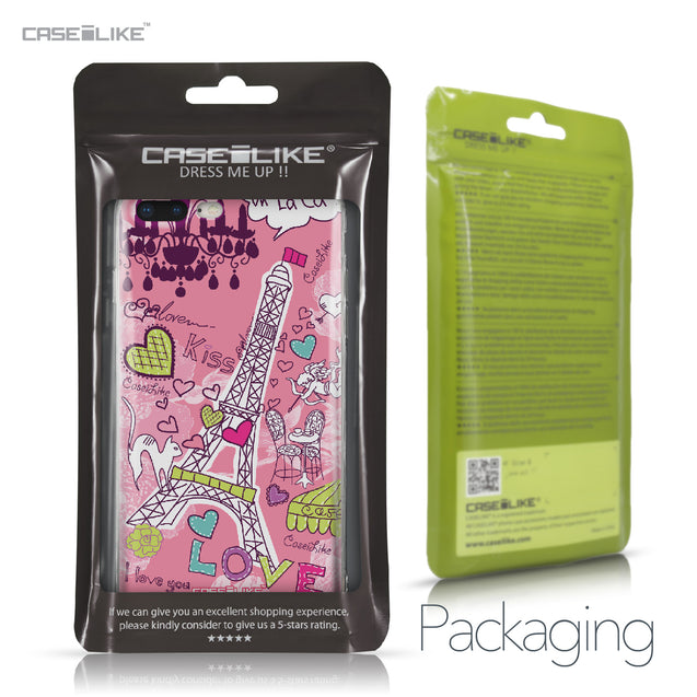 Apple iPhone 8 Plus case Paris Holiday 3905 Retail Packaging | CASEiLIKE.com