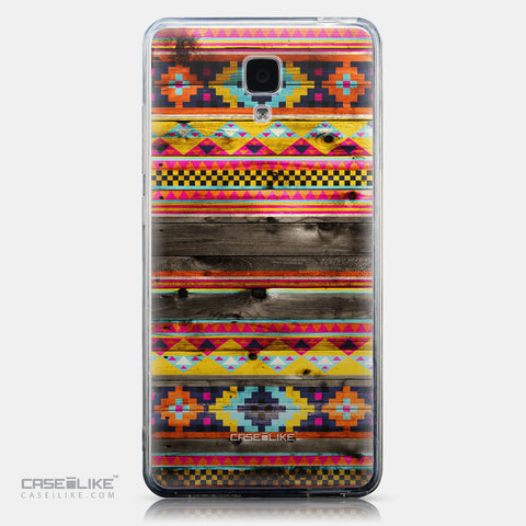 CASEiLIKE Xiaomi Mi 4 back cover Indian Tribal Theme Pattern 2048