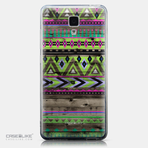 CASEiLIKE Xiaomi Mi 4 back cover Indian Tribal Theme Pattern 2049