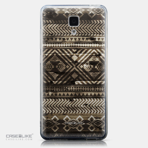 CASEiLIKE Xiaomi Mi 4 back cover Indian Tribal Theme Pattern 2050