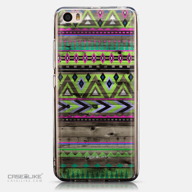 CASEiLIKE Xiaomi Mi 5 back cover Indian Tribal Theme Pattern 2049