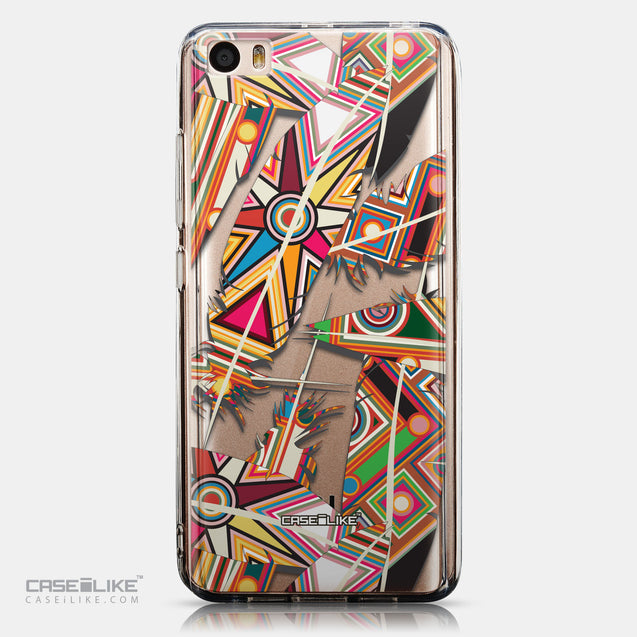 CASEiLIKE Xiaomi Mi 5 back cover Indian Tribal Theme Pattern 2054