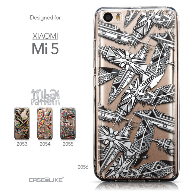 Collection - CASEiLIKE Xiaomi Mi 5 back cover Indian Tribal Theme Pattern 2056