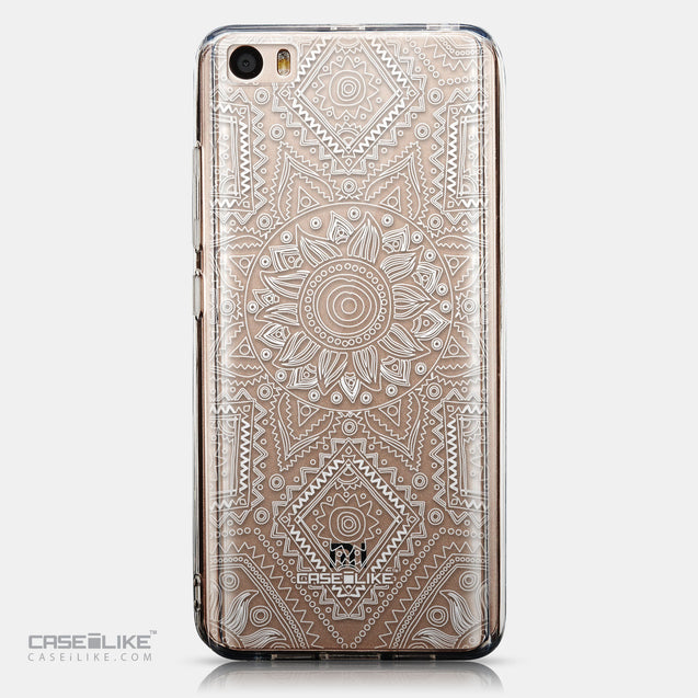 CASEiLIKE Xiaomi Mi 5 back cover Indian Line Art 2061