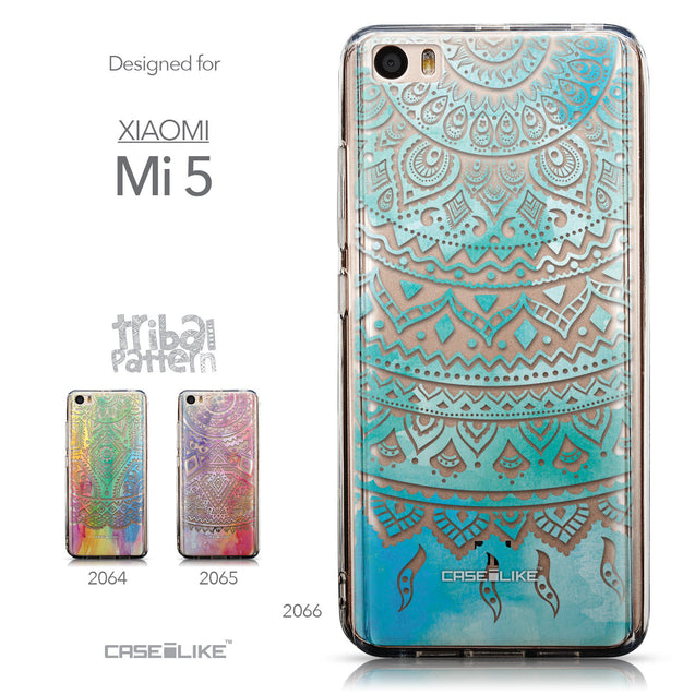 Collection - CASEiLIKE Xiaomi Mi 5 back cover Indian Line Art 2066