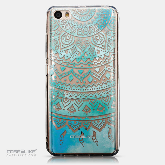CASEiLIKE Xiaomi Mi 5 back cover Indian Line Art 2066