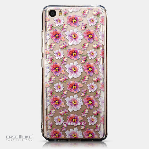 CASEiLIKE Xiaomi Mi 5 back cover Watercolor Floral 2232