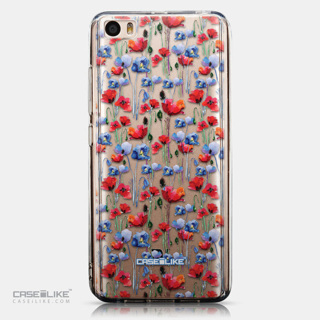 CASEiLIKE Xiaomi Mi 5 back cover Watercolor Floral 2233