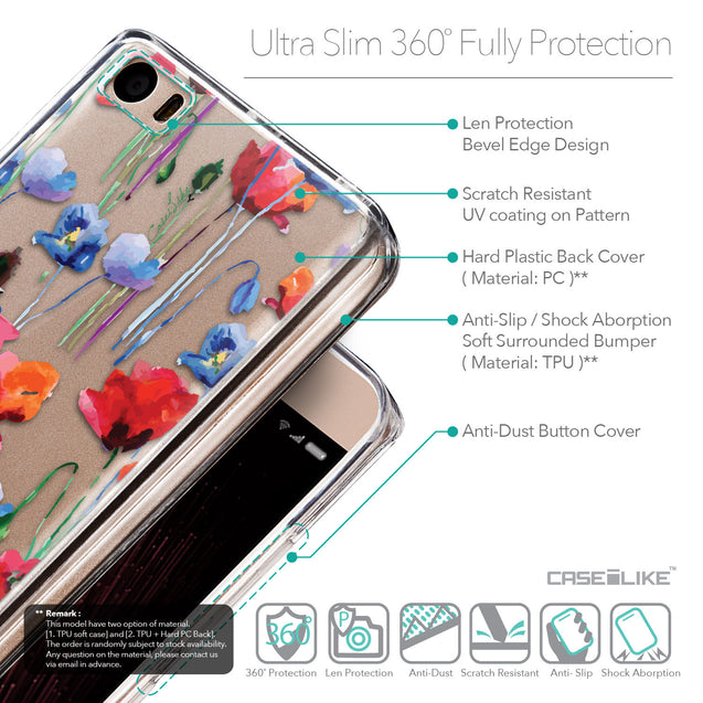 Details in English - CASEiLIKE Xiaomi Mi 5 back cover Indian Line Art 2061
