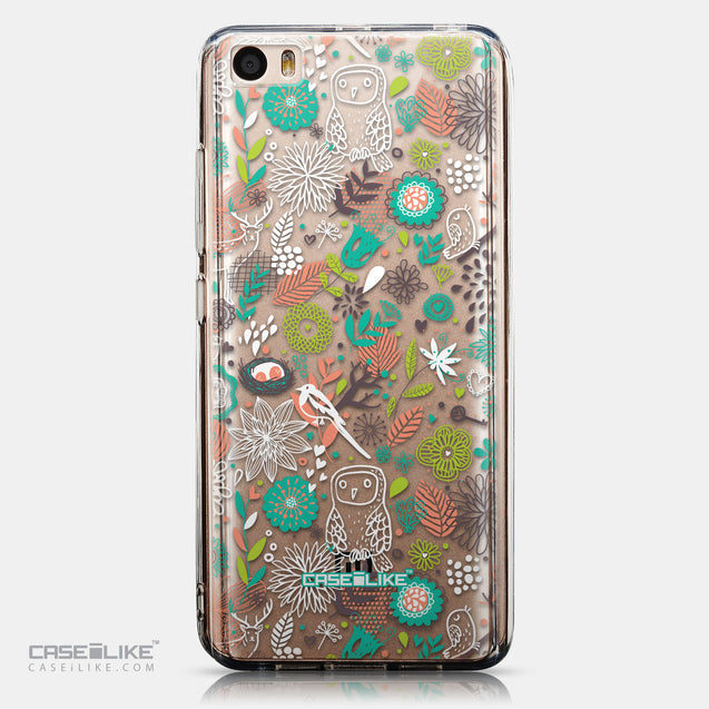 CASEiLIKE Xiaomi Mi 5 back cover Spring Forest White 2241