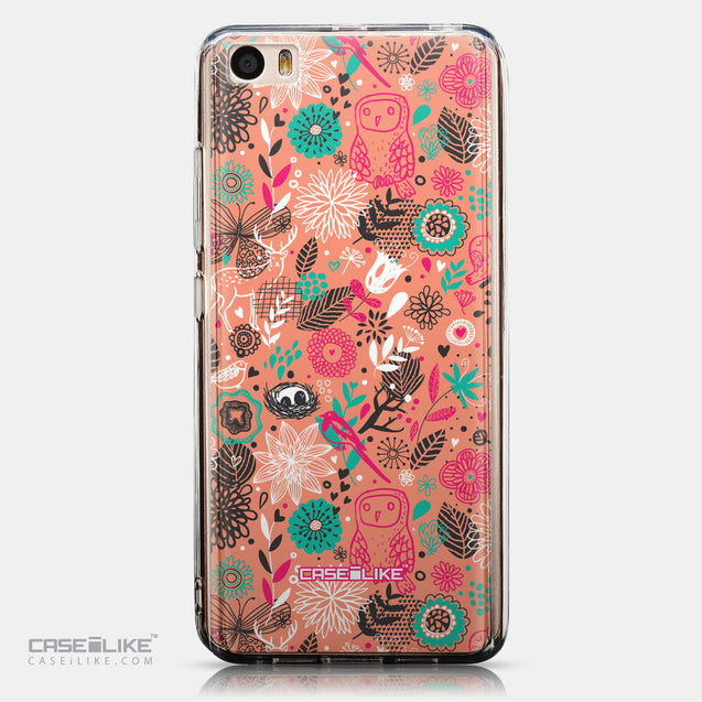 CASEiLIKE Xiaomi Mi 5 back cover Spring Forest Pink 2242