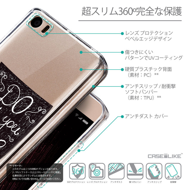 Details in Japanese - CASEiLIKE Xiaomi Mi 5 back cover Quote 2400