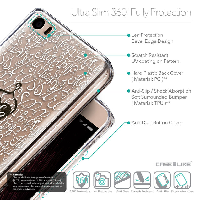 Details in English - CASEiLIKE Xiaomi Mi 5 back cover Indian Tribal Theme Pattern 2053