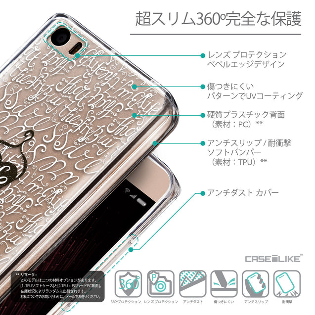 Details in Japanese - CASEiLIKE Xiaomi Mi 5 back cover Indian Tribal Theme Pattern 2053