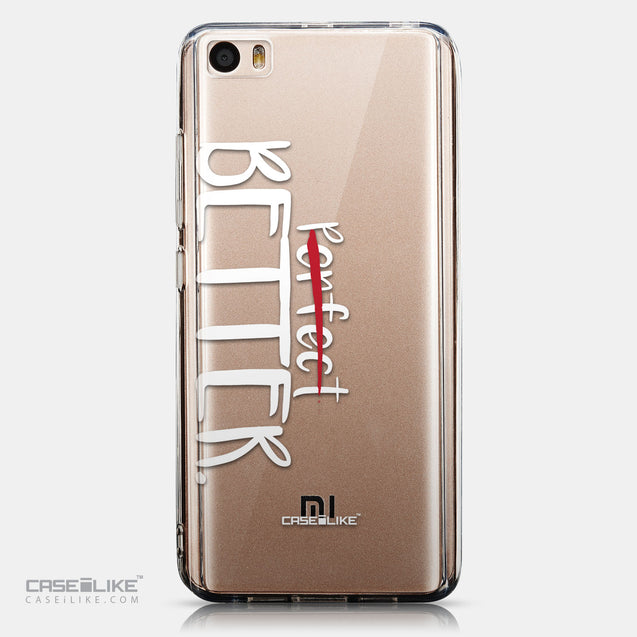 CASEiLIKE Xiaomi Mi 5 back cover Quote 2410