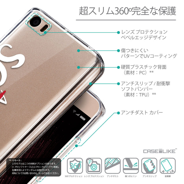 Details in Japanese - CASEiLIKE Xiaomi Mi 5 back cover Quote 2412