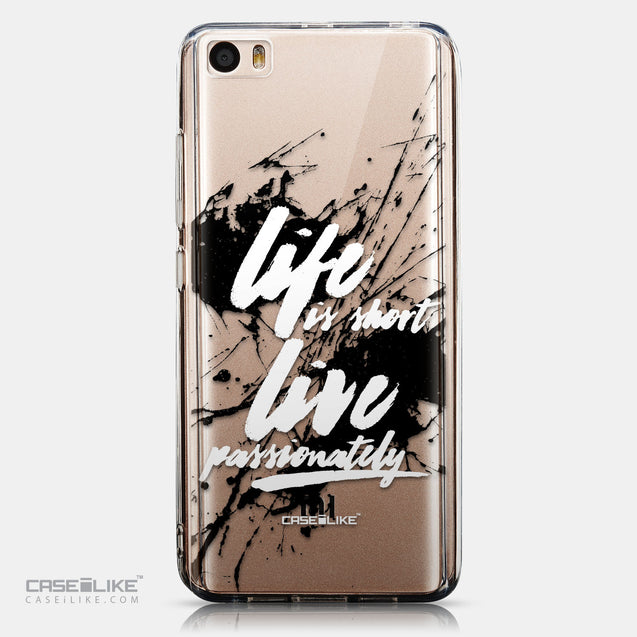 CASEiLIKE Xiaomi Mi 5 back cover Quote 2416