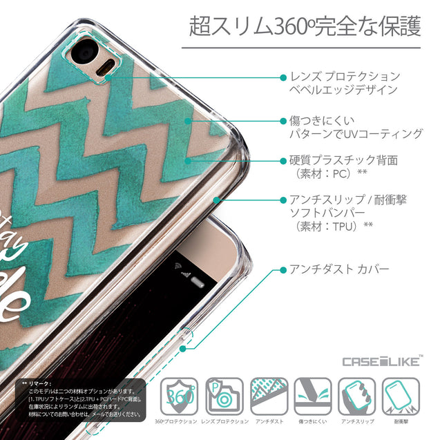 Details in Japanese - CASEiLIKE Xiaomi Mi 5 back cover Quote 2418