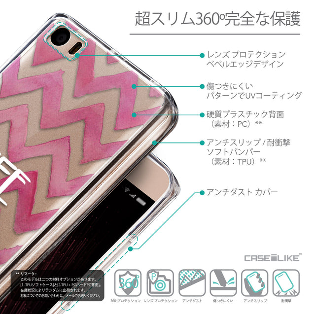 Details in Japanese - CASEiLIKE Xiaomi Mi 5 back cover Quote 2419