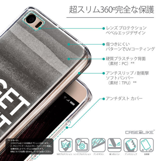 Details in Japanese - CASEiLIKE Xiaomi Mi 5 back cover Quote 2429