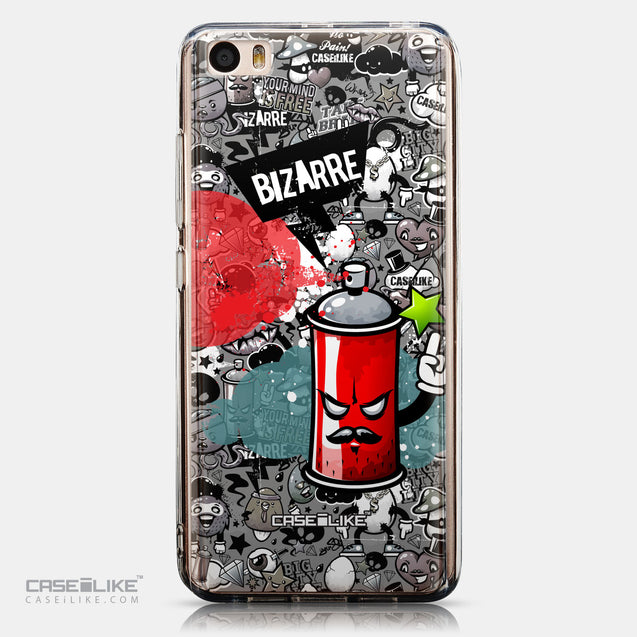 CASEiLIKE Xiaomi Mi 5 back cover Graffiti 2705