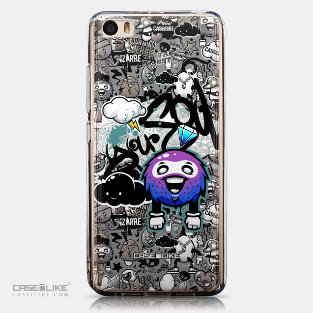 CASEiLIKE Xiaomi Mi 5 back cover Graffiti 2706
