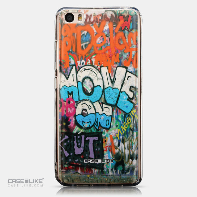 CASEiLIKE Xiaomi Mi 5 back cover Graffiti 2722