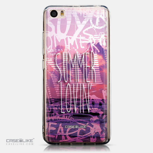 CASEiLIKE Xiaomi Mi 5 back cover Graffiti 2727