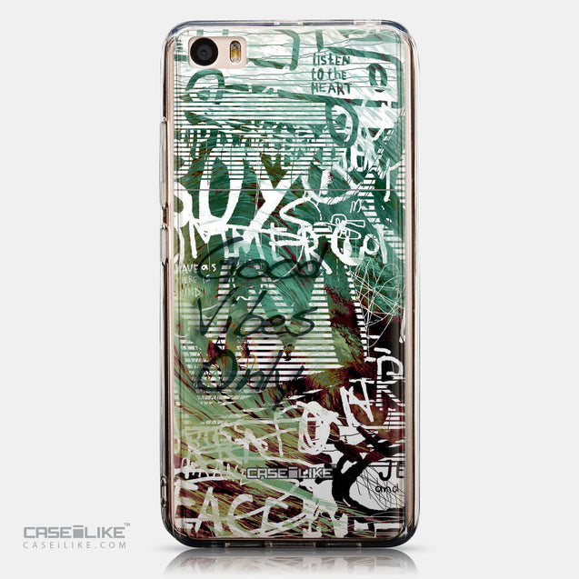 CASEiLIKE Xiaomi Mi 5 back cover Graffiti 2728