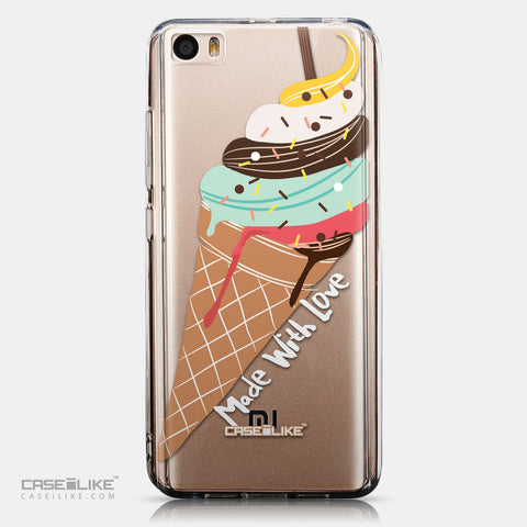 CASEiLIKE Xiaomi Mi 5 back cover Ice Cream 4820