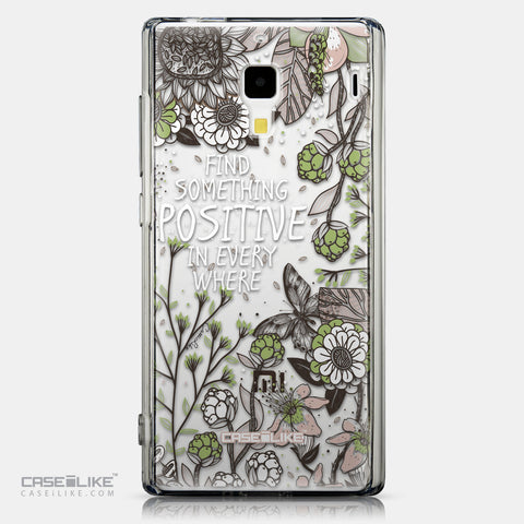 CASEiLIKE Xiaomi Redmi back cover Blooming Flowers 2250