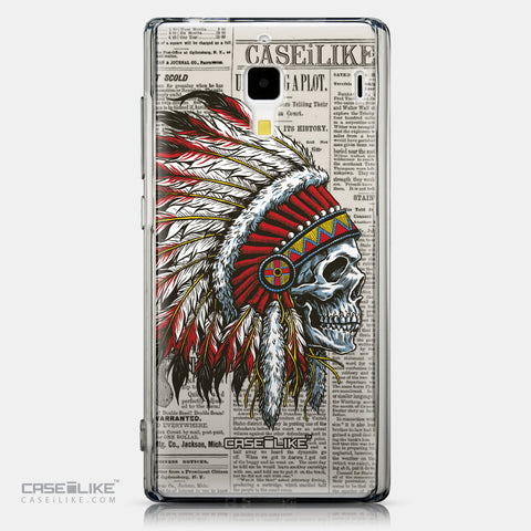 CASEiLIKE Xiaomi Redmi back cover Art of Skull 2522