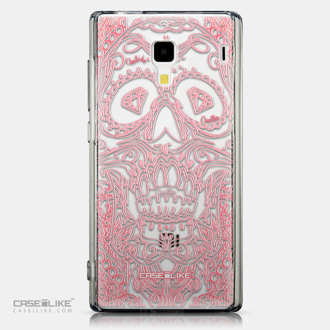 CASEiLIKE Xiaomi Redmi back cover Art of Skull 2525
