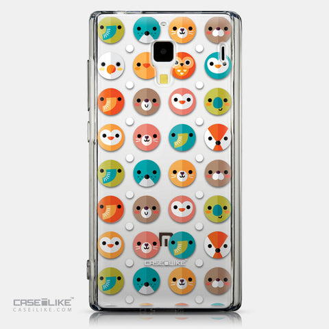 CASEiLIKE Xiaomi Redmi back cover Animal Cartoon 3638