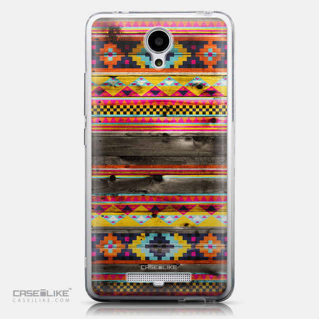 CASEiLIKE Xiaomi Redmi Note 2 back cover Indian Tribal Theme Pattern 2048