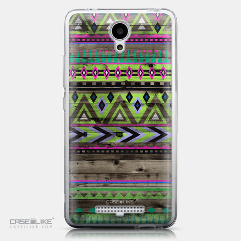 CASEiLIKE Xiaomi Redmi Note 2 back cover Indian Tribal Theme Pattern 2049