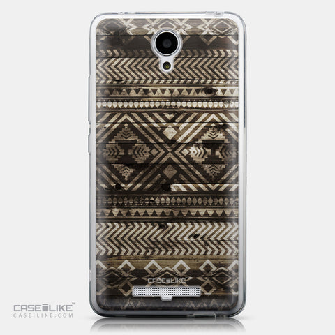 CASEiLIKE Xiaomi Redmi Note 2 back cover Indian Tribal Theme Pattern 2050