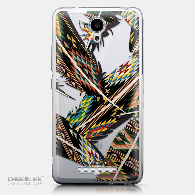 CASEiLIKE Xiaomi Redmi Note 2 back cover Indian Tribal Theme Pattern 2053