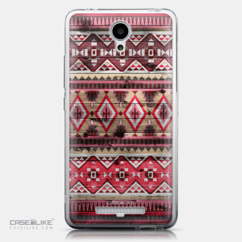 CASEiLIKE Xiaomi Redmi Note 2 back cover Indian Tribal Theme Pattern 2057