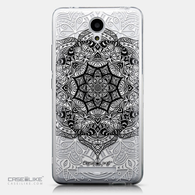 CASEiLIKE Xiaomi Redmi Note 2 back cover Mandala Art 2097