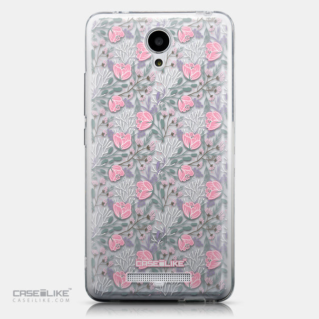 CASEiLIKE Xiaomi Redmi Note 2 back cover Flowers Herbs 2246